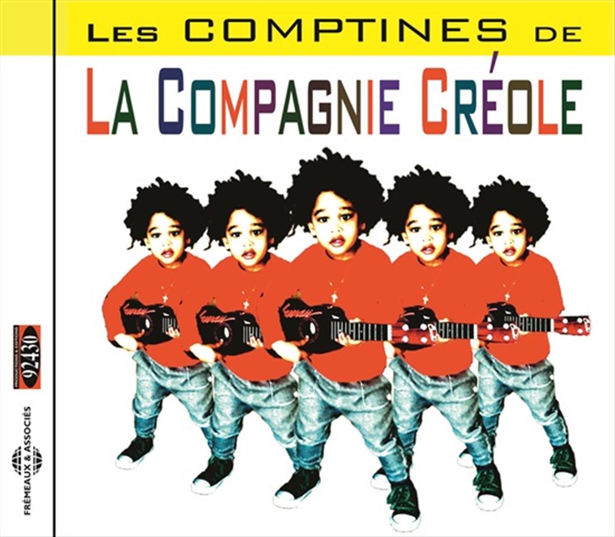 Galileo Music Webshop La Compagnie Creole Les Comptines De