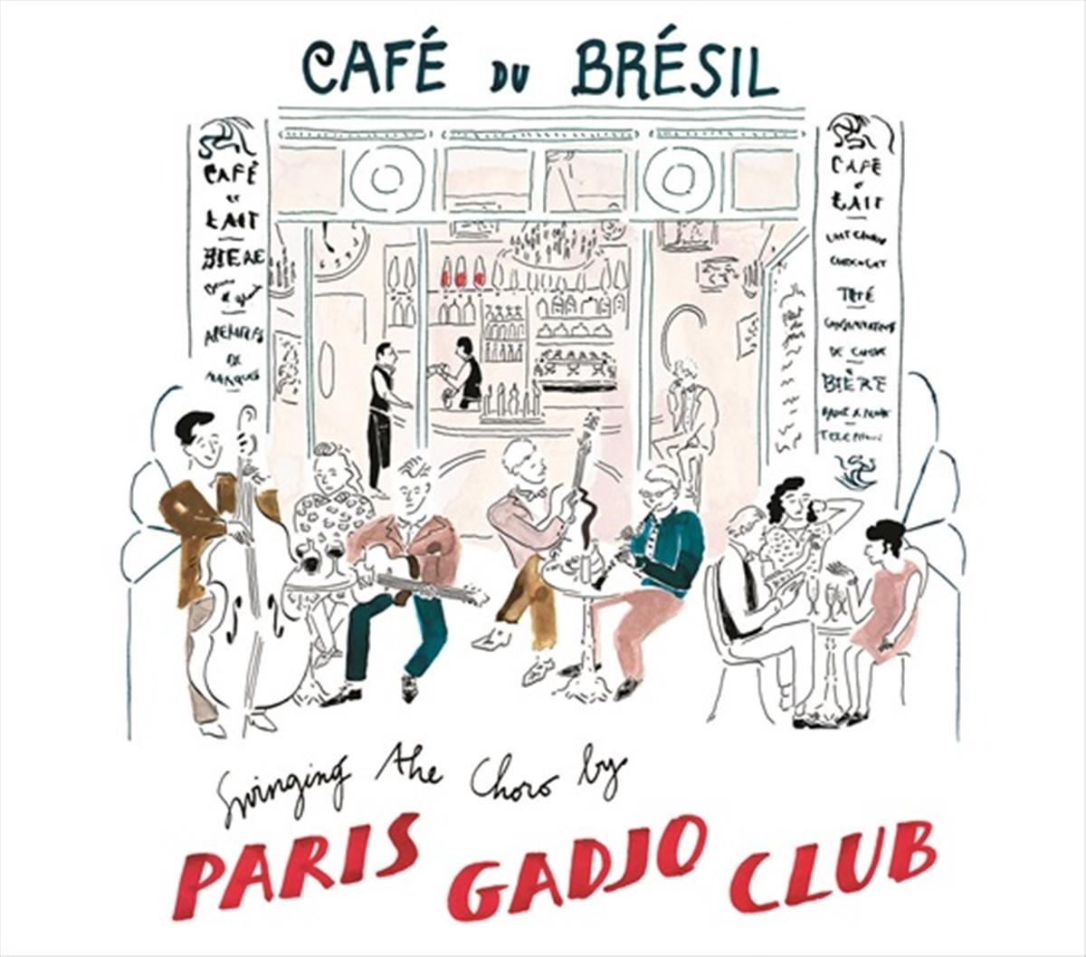 Caf Ef Bf Bd Jazz Paris